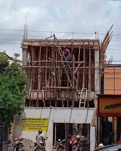 Kontraktor bangunan Kota Semarang