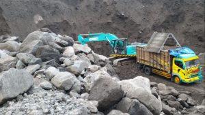 Jual Batu Pondasi Batu Kualitas Gunung Merapi